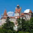 Bran Castle, Romania - Stock Photo