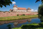 Fagaras Fortress, Romania — Stock Photo