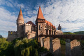 Corvin Castle, Romania — Stock Photo