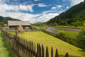 Farmhouse in Romania — Stock Photo