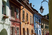 Houses of Sighisoara — Stock Photo