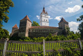 Prejmer Fortified Church, Romania — Stock Photo