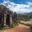 My Son Sanctuary, Vietnam — Stock Photo