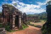 My Son Sanctuary, Vietnam — Stockfoto