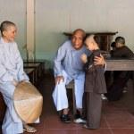 Monks in Vietnam — Stock Photo #29101173