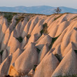 Landscape in Cappadocia, Turkey — Stock Photo