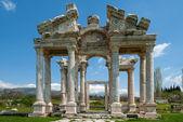 Ruins of Afrodisias, Turkey — Stock Photo
