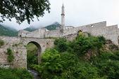 Castle in Bosnia and Herzegovina — Stock Photo