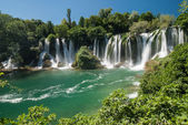 Waterfalls in Bosnia and Herzegovina — Stock Photo