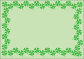 St.patrick background 1 — Stock Photo