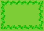 Vector st.patrick background — Stock Vector