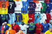 Futbol takımları 3 — Stok fotoğraf