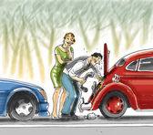 Car Repair — Stock Photo