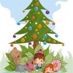 Vánoční dekorace — Stock fotografie #15352025