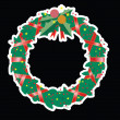 Christmas Garland — Stock Photo #16823159