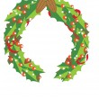 Christmas Garland — Stock Photo #16823167