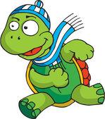 Kör sköldpadda — Stockfoto