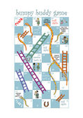 Snakes & Ladders game for hospitals — Stock Photo