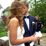 Garden wedding — Stock Photo #26063119