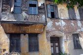 Stary opuszczony budynek — Zdjęcie stockowe