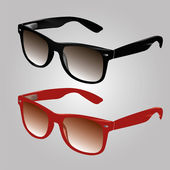 Sunglasses vector — Vecteur