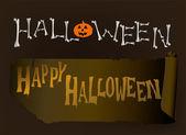 Halloween vector — Stockvector