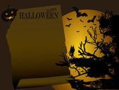 Halloween vector — Stok Vektör