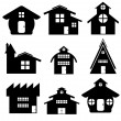 House vector — Stock Vector