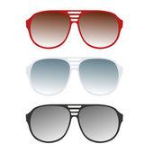 Sunglasses vector illustration — Stock Vector