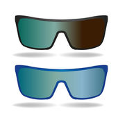 Sunglasses vector illustration — Vector de stock