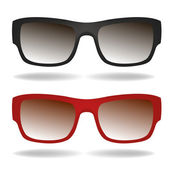 Sunglasses vector illustration — Stock vektor