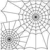 Cobweb vector — Stock Vector