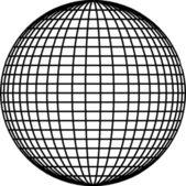 Sphere vector — Stock Vector