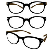 Spectacle Vector — Stock Vector