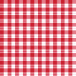 Seamless Red tartan pattern vector — Stock Vector