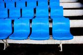 Chaises de stade — Photo