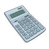 Kalkulačka vektor — Stock vektor