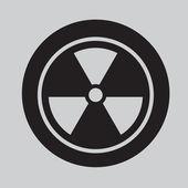 Radiation Symbol icon Vector — Vetorial Stock