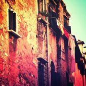 Venice palace — Stock Photo
