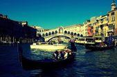 Rialto bridge — Stock Photo