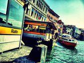 Rialto, Venice — Stock Photo