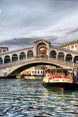 Rialto, the bridge — Stock Photo