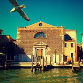 San Marcuola, Venice — Stock Photo