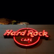Hard Rock Cafe — 图库照片