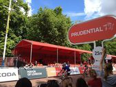Prudential ride London — Stock Photo