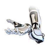 Cybernetic arm — Stok fotoğraf