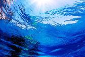 Podwodne wzór — Zdjęcie stockowe