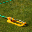 Garden sprinkler — Stock Photo