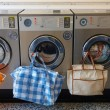 Stock Photo: Laundrette