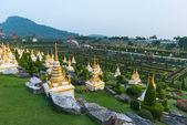 Nong Nooch Garden in Pattaya, Thailand — Stock Photo